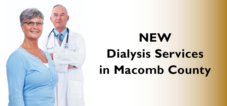 Dialysis - Autumn Woods Health Care Facility